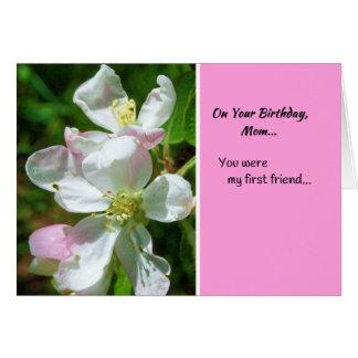 On Your Birthday, Mom Card