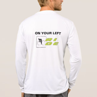 ON YOUR LEFT SHIRT