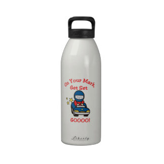 On Your Mark Drinking Bottles