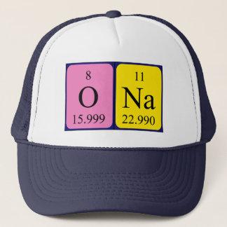 Ona periodic table name hat
