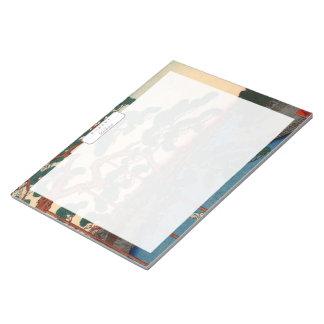 Onagigawa Gohonmatsu Notepad
