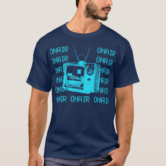 ONAIR blue T-Shirt