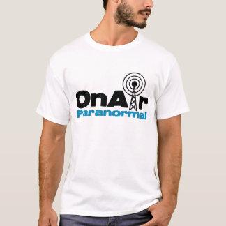 OnAir Paranormal Logo Light Colors T-Shirt