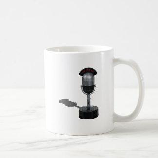 OnAirPillMicrophone042211 Coffee Mug