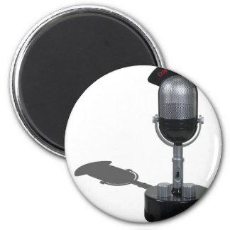 OnAirPillMicrophone042211 Imán Redondo 5 Cm
