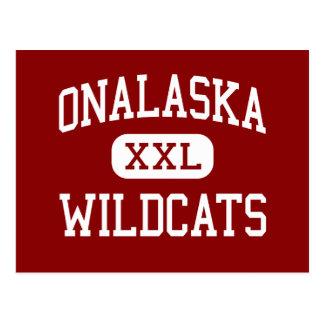 Onalaska - gatos monteses - joven - Onalaska Tejas Postal