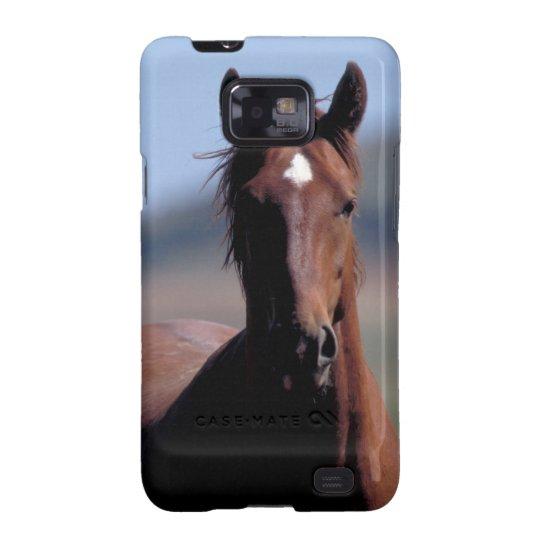 Onaqui horse Samsung Galaxy case-mate case