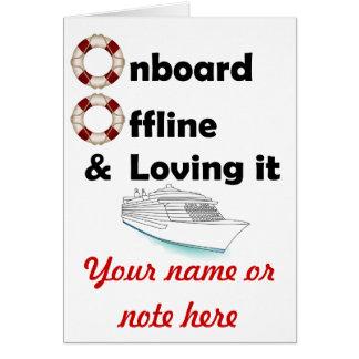 Onboard & Offline Card