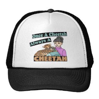Once A Cheetah Trucker Hat