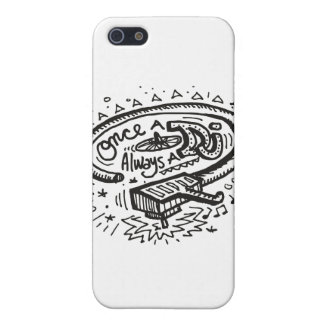 Once a DJ Always a DJ iPhone SE/5/5s Cover