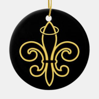 Once a SAINT Ornament