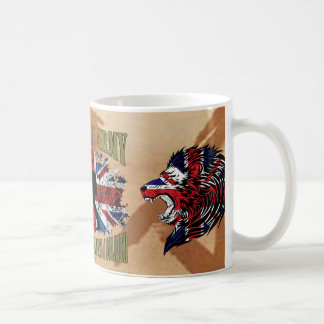 Once a Soldier…. always a Soldier… UK Taza Clásica