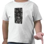Once caras grotescas camiseta