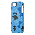 Once in a blue dog iPhone 5 cases
