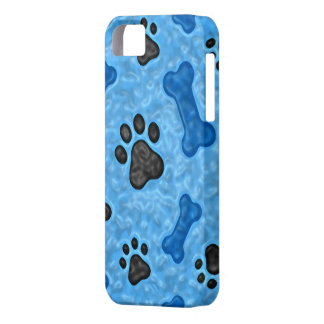 Once in a blue dog iPhone SE/5/5s case