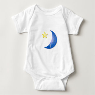 Once in a Blue Moon Baby Bodysuit