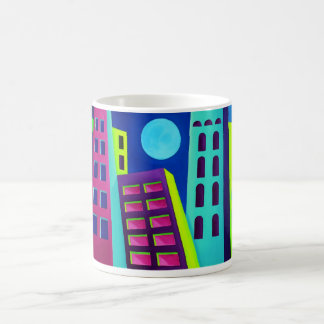 Once In A Blue Moon Classic White Coffee Mug
