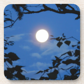 Once-in-a-Blue-Moon Coaster