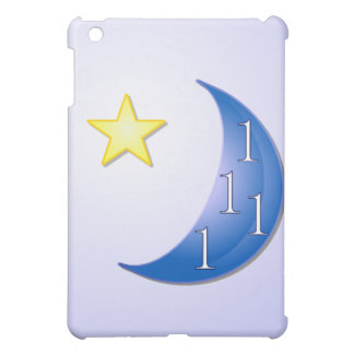 Once in a Blue Moon iPad Mini Cover