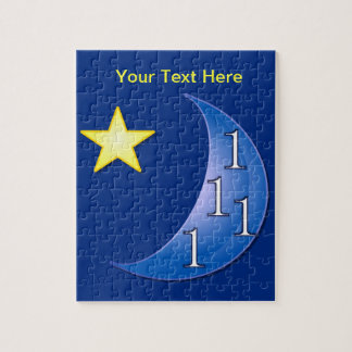 Once in a Blue Moon Jigsaw Puzzle