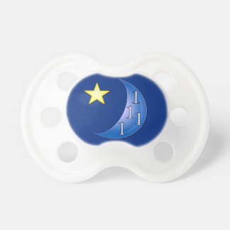 Once in a Blue Moon Pacifier
