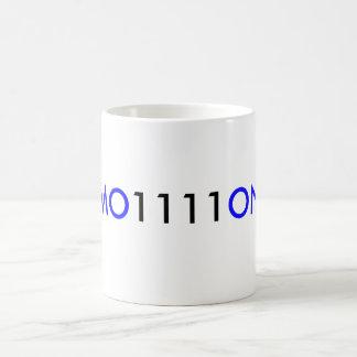Once in a Blue Moon Rebus Coffee Mug