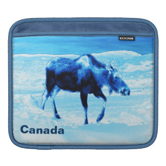 Once In A Blue Moose Sleeve For iPads