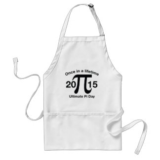Once In A Lifetime Adult Apron
