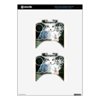 Once Kitten Now Cat Xbox 360 Controller Decal
