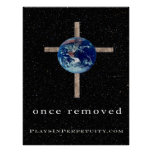 """Once Removed"" Large Poster"