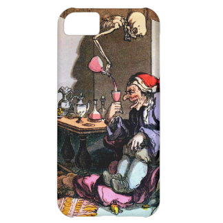 Once the old Fool has Drank his Wine iphone 5 case