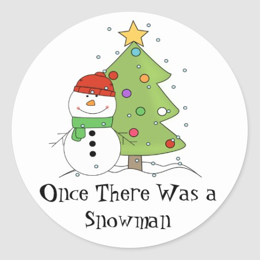 once there was a snowman lds primary christmas classic
