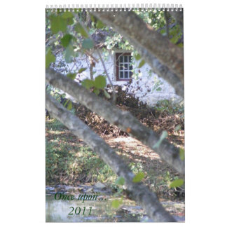 Once upon... 2011 calendar