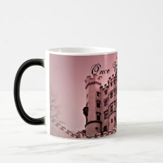 Once Upon A Castle Morphing Mug