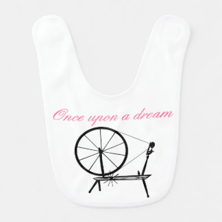 Once Upon a Dream Bib