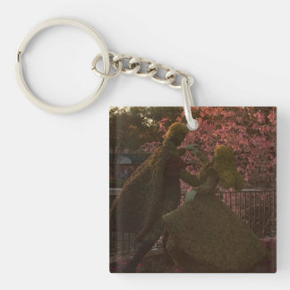 Once Upon a Dream - Spring Topiary Keyring