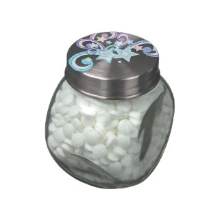 Once Upon a Shooting Star Jelly Belly Candy Jars