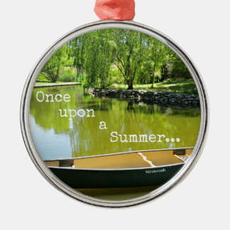 Once Upon a Summer... Christmas Ornament