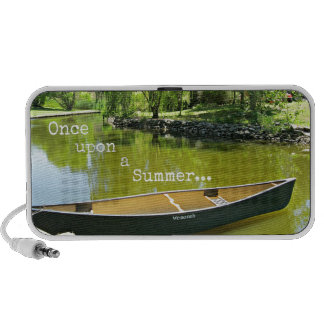 Once Upon a Summer... Mp3 Speakers