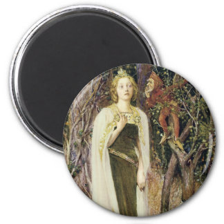 Once Upon a Time 2 Inch Round Magnet