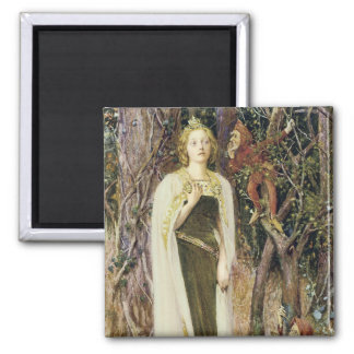 Once Upon a Time 2 Inch Square Magnet