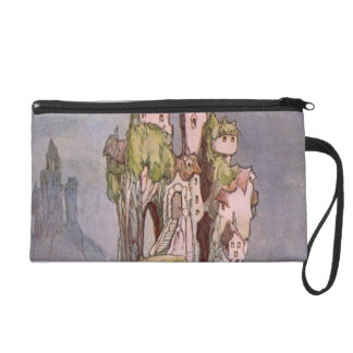 Once Upon A Time Wristlet Clutches