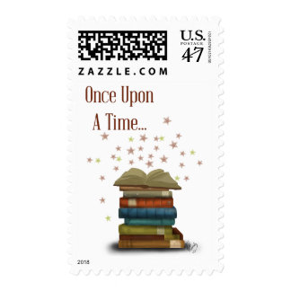 Once Upon A Time Books Postage