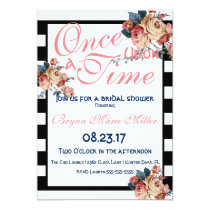 Once Upon A Time Bridal Shower Invite