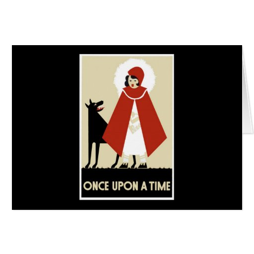 Once Upon A Time By Whitley Kenneth Card