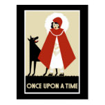 Once Upon A Time By Whitley Kenneth Postcard