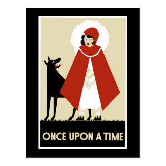 Once Upon A Time By Whitley Kenneth Postcards