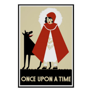 Once Upon A Time By Whitley Kenneth Poster
