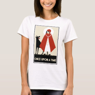 Once Upon A Time By Whitley Kenneth T-Shirt