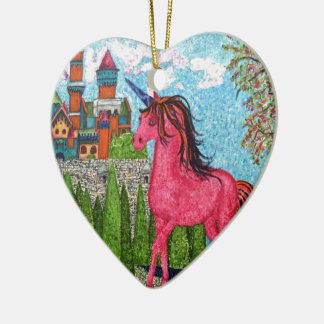 Once Upon a Time FairyTale Ceramic Ornament